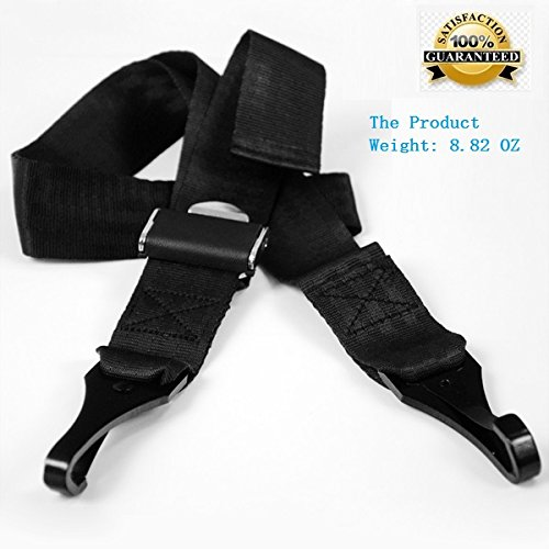 Passenger Car Child Safety Seats General Isofix Interface Belt Strap, 100% Customer Satisfaction Guarantee (165cm (L)) Eric_Leon
