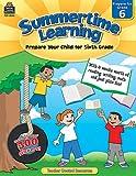 Summertime Learning (Prep. for Gr. 6)