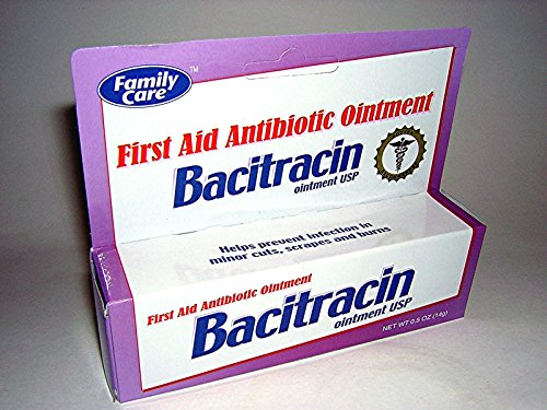 Family Care Bacitracin Ointment