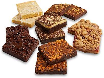 Bake Me A Wish Una docena de surtidos JUMBO Brownies ...