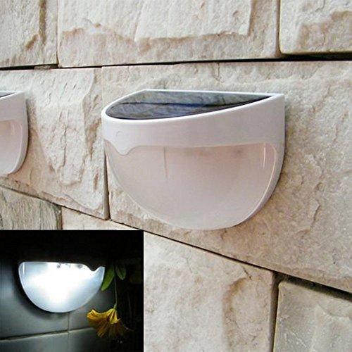 Wall Mounted Garden Lighting - 6