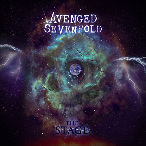 CD : Avenged Sevenfold - The Stage