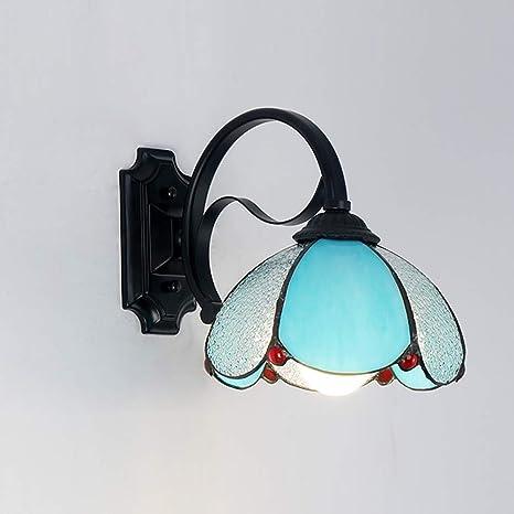 sale retailer 9393a c2fcc E26 Tiffany Style Wall Lighting lamp, Bedside Wall Light ...