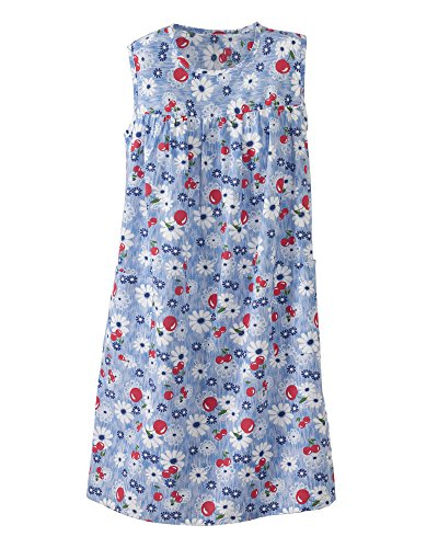 National Print Sundress, Cherry Print, Small - Misses, Womens