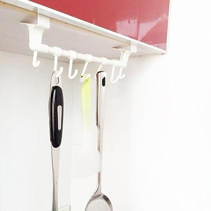 huichang nuevo papel higiénico soporte baño cocina de plástico toalla facial accesorio de para colgar colgador