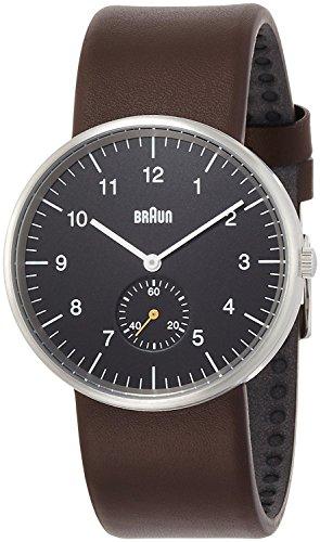 BRAUN watch BN0024BKBRG Men