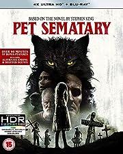 Pet Sematary (2019) [4K UHD Blu-ray] de…