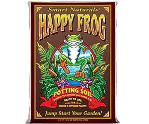 Fox Farm FX14081 Happy Frog, 2 Cubic Feet Potting Soil