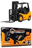 1/20 RC Mini Forklift Radio Remote Controlled Industrial Construction Vehicle - 6 Functions