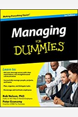 Managing For Dummies Kindle Edition
