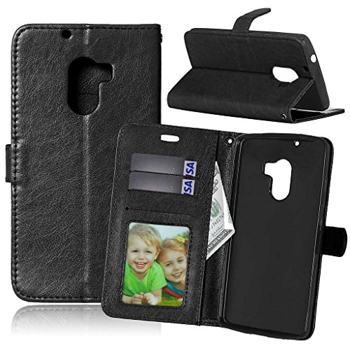 Leather Mobile Phone Covers (Lenovo K4 Note Case, Lenovo A7010 Case, Lenovo Vibe X3 Lite Case, Mellonlu Premium PU Leather Flip Wallet with Stand Case Cover for Lenovo Vibe K4 Note / A7010 / Vibe X3 Lite)
