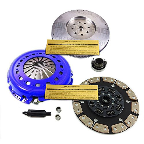 STAGE 4 CLUTCH KIT+FLYWHEEL for 01+ DODGE RAM 2500 3500 5.9L NV5600 CUMMINS 6SPD