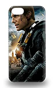 Fashion Protective Hollywood Tom Cruise Tom CruiseEdge Of Tomorrow Sci Fi Action 3D PC Soft Case Cover For Iphone 5/5s ( Custom Picture iPhone 6, iPhone 6 PLUS, iPhone 5, iPhone 5S, iPhone 5C, iPhone 4, iPhone 4S,Galaxy S6,Galaxy S5,Galaxy S4,Galaxy S3,Note 3,iPad Mini-Mini 2,iPad Air )
