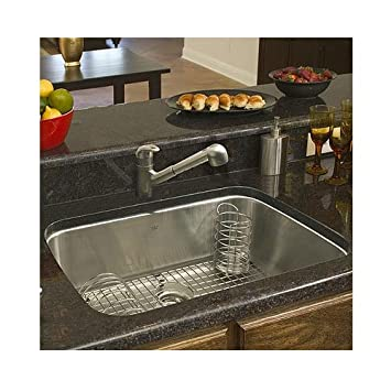 franke usa large single bowl stainless steel undermount kitchen sink - Kitchen Sinks Franke
