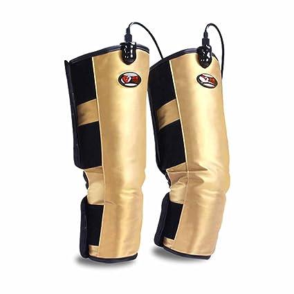 GYH HuXiDian LJHA Rodilleras Rodilleras térmicas eléctricas Masajeador de articulaciones para Hombres y Mujeres Rodilleras para