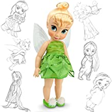 Disney Tinker Bell Tinkerbell Animator Collection Toddler Doll Toy