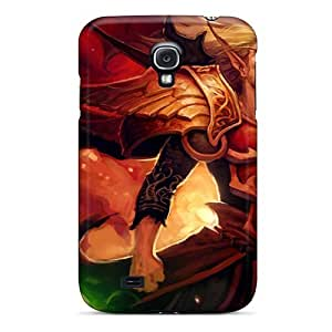 Galaxy High Quality Cases/ World Of Warcraft Blood Elf SpW8012cxtn Cases Covers For Galaxy S4