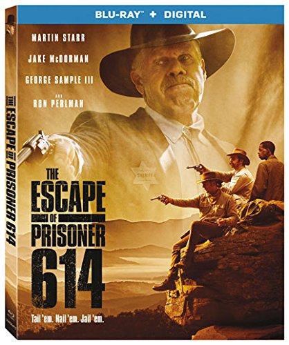 Escape Of Prisoner 614, The [Blu-ray]