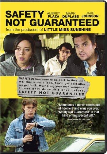 Safety Not Guaranteed Aubrey Plaza
