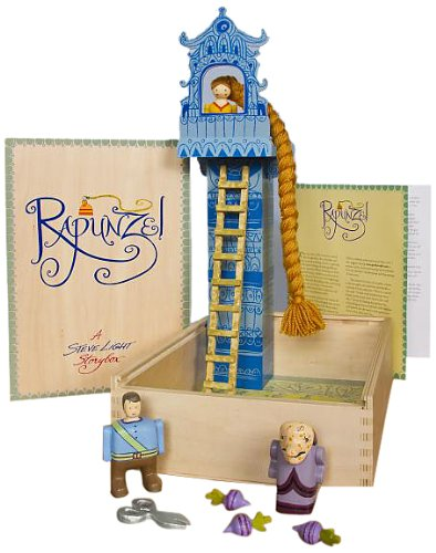 RAPUNZEL by Steve Light by Guidecraft