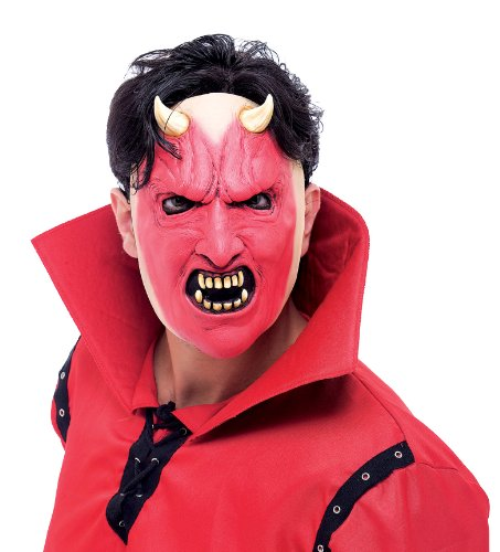 Paper Magic Group Night Torturers Mask, Devil (Paper Magic Group Costumes)