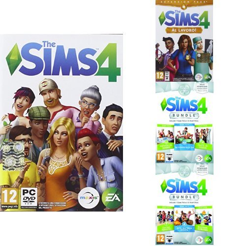 espansione the sims 4