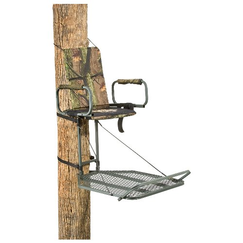Guide Gear Deluxe Hunting Hang-On Tree Stand - 3