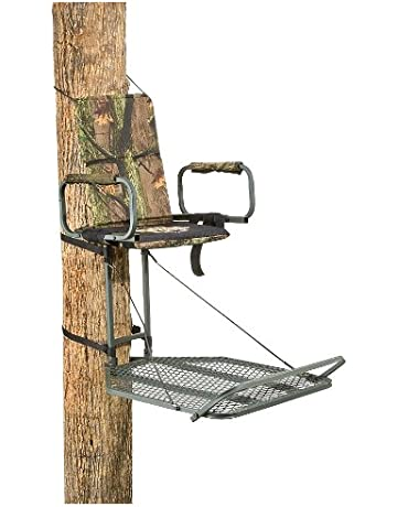 e6affb6fee1 Guide Gear Deluxe Hunting Hang-On Tree Stand