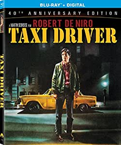 Taxi Driver (40th Anniversary Edition) [Blu-ray]