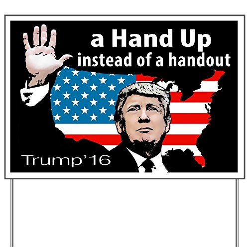 CafePress Trump Vinyl Political Election