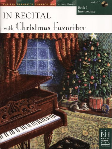 - In Recital Christmas Favorites, Book 5