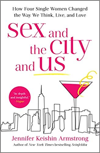 Best selling book inspired by sex and the city