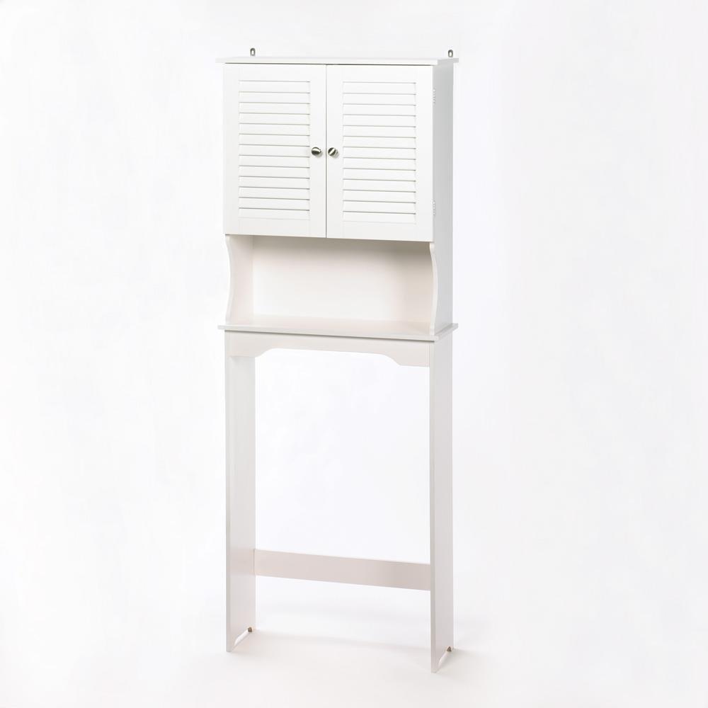 Koehler Home Décor - Nantucket Bathroom Space Saver