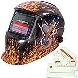 sexy lady - VARIOUS Welding Helmet Solar Auto Darkening Welder MIG TIG ARC Mask Gring Hood