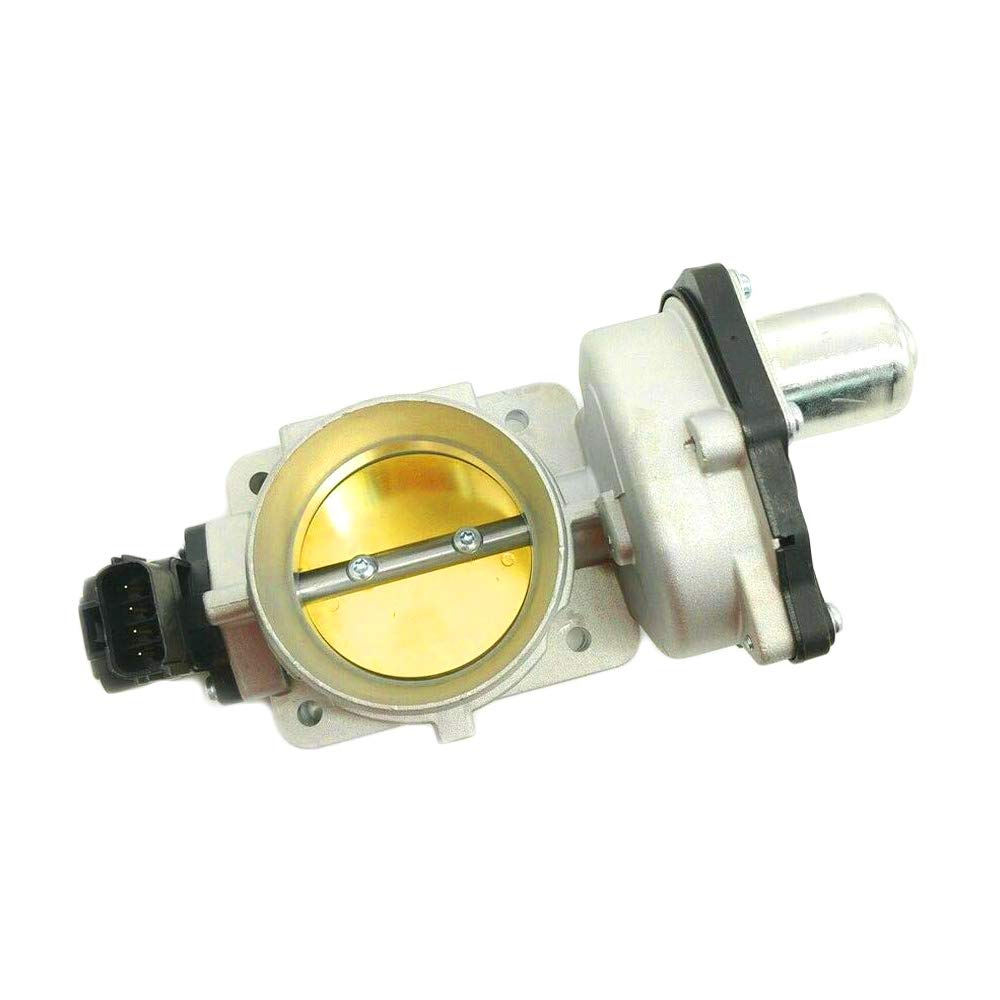 OKAY MOTOR Throttle Body w//TPS For Ford F150 Crown Victoria 4.6L Mustang Explorer 4.0L