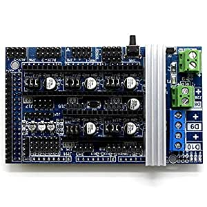 Spachy Ramps 1.6 Rampas de Control de Impresora 3D, Panel de ...