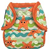 cloth diaper poop liners - Bummis Swimmi Swim Cloth Diaper - Starfish - One Size - 10 - 35 pounds ( 4.5 – 16 kg).