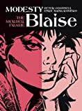 The Murder Frame - Modesty Blaise