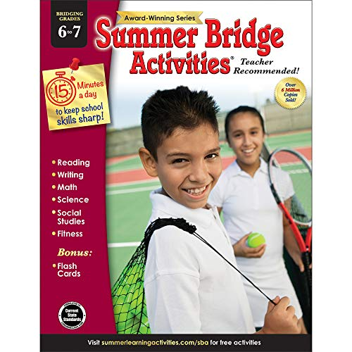 Summer Bridge Activities - Grades 6 -