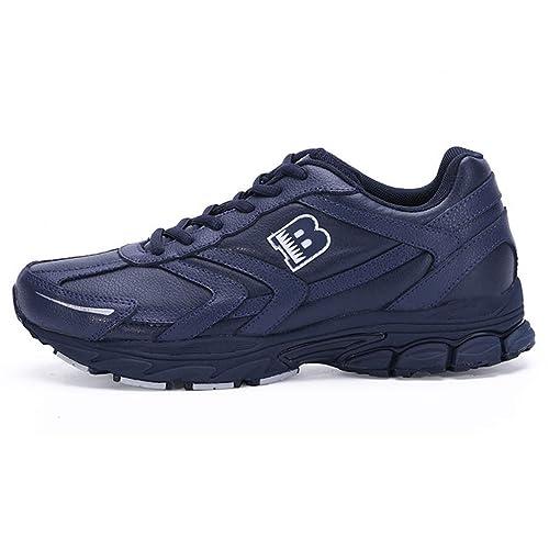 Hombres Zapatillas de Running Chicos Zapatillas de Deporte para Correr al Aire Libre Senderismo Turismo Jogging para Hombre Zapatillas Deportivas: ...
