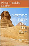 img - for Nothing new under the Sun: Revealing the dream book / textbook / text book