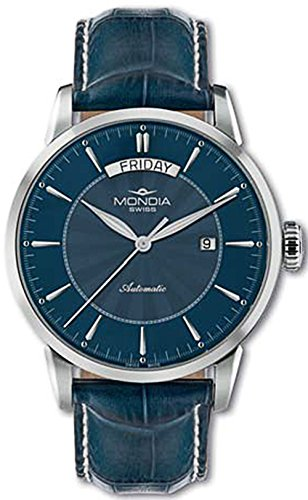 MONDIA SWISS CLASSIC Men's watches MS 656-2BL-CP