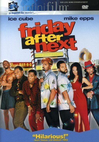 Ice Cube Collection - Friday After Next (Infinifilm Edition)