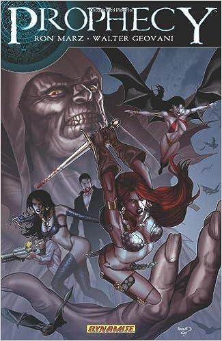 Prophecy by Ron Marz (May 23,2013): Amazon.es: Ron Marz: Libros