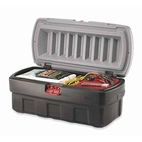 48-Gallon Black Action Packer Cargo ()