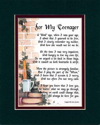 Genies Poems Un Cadeau Poème Pour Un Adolescent 59