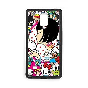 1pc PC Snap On Skin For Case For iphone 6 4.7 Cover (Laser Technology), Tokidoki s