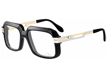 58111328fed2 Image Unavailable. Image not available for. Color  Cazal 607 2 Eyeglasses  Color 011 Matte Black ...