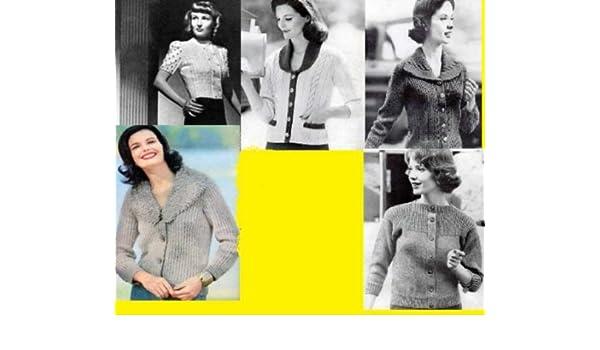 Amazon.com: Suéteres de mujer fabulosa para hacer punto, tejer grandes patrones para suéteres de las mujeres (Spanish Edition) eBook: Unknown: Kindle Store