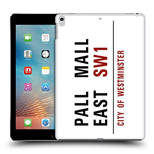 Official City Of Westminster Pall Mall East Street Signs 3 Hard Back Case for Apple iPad Pro 10.5 - Westminster Mall
